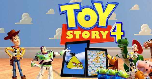 O novo 'Toy Story 4' vai ser uma comédia romântica