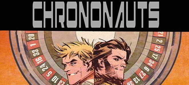 'Chrononauts': Livro de Mark Millar vai ser adaptada ao cinema