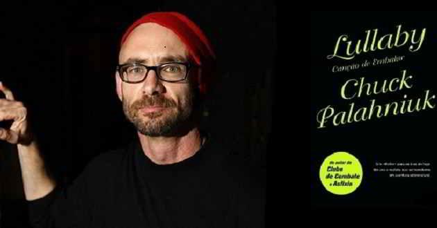 'Lullaby': Romance de Chuck Palahniuk vai chegar aos grandes ecrãs
