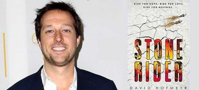 'Stone Rider': Romance de ficção científica vai ser adaptado por Dave Andron