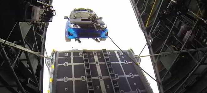 'Velocidade Furiosa 7': Veja como foram filmadas as cenas dos carros voadores