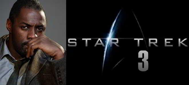 'Star Trek 3': Idris Elba em negociações para ser um vilão