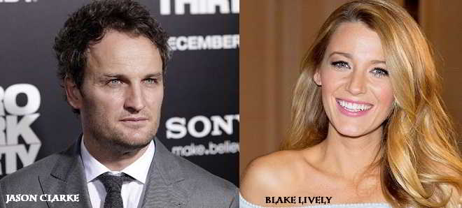 Blake Lively e Jason Clarke juntos no drama 'All I See is You'