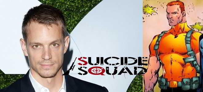 'Suicide Squad': Joel Kinnaman foi confirmado como Joel Kinnaman