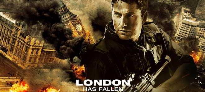 'London Has Fallen': Veja novas imagens das filmagens