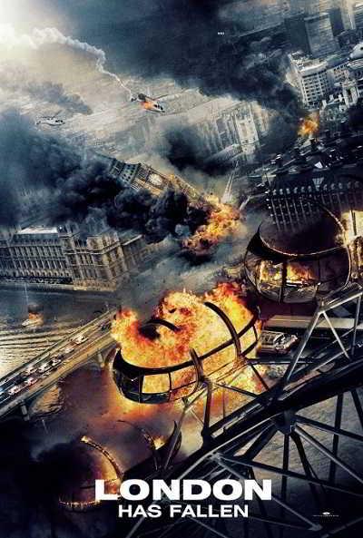 poster London-has-fallen