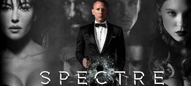 James Bond em ação no primeiro teaser trailer de 'Spectre'