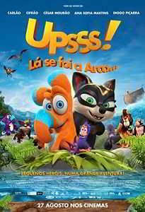 UPSSS! LÁ SE FOI A ARCA...