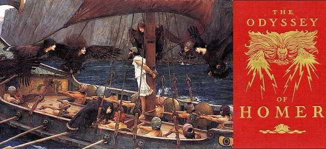 Lionsgate vai adaptar ao cinema o clássico grego 'A Odisseia'