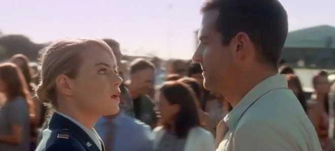 Primeiro poster de 'Aloha' com Bradley Cooper e Emma Stone