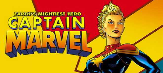 Marvel em negociações com dois argumentistas para 'Captain Marvel'