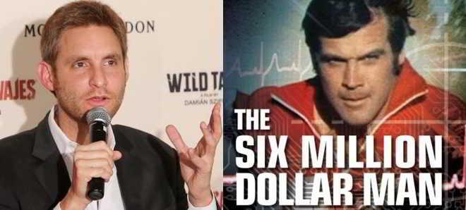 Damián Szifron vai escrever a adaptação 'Six Billion Dollar Man'