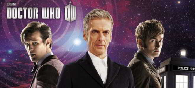 Série televisiva 'Doctor Who' pode ser adaptada ao cinema