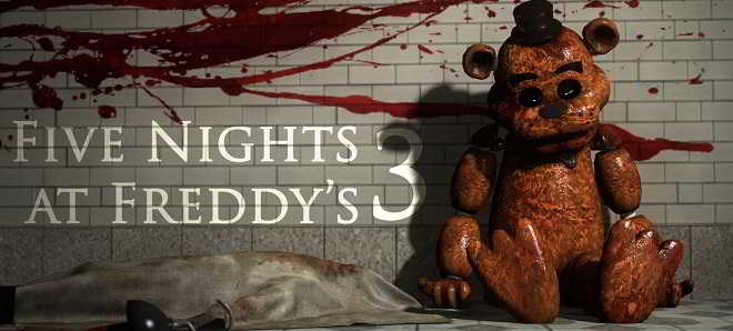 'Five Nights at Freddy's': Videojogo vai ser adaptado ao cinema