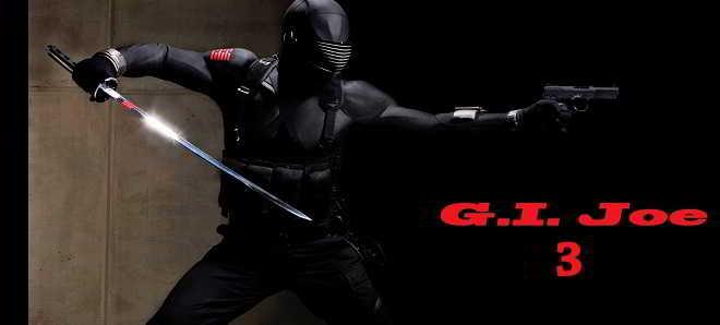 'G.I. Joe 3': Aaron Berg contratado para reescrever a nova versão