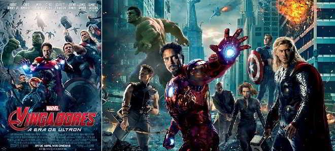 Veja as imagens da Hero Complex do filme 'Vingadores: A Era de Ultron'