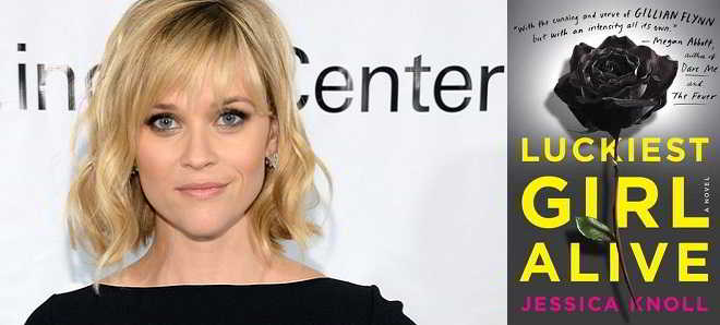 'Luckiest Girl Alive': Adaptação vai ser produzida por Reese Witherspoon