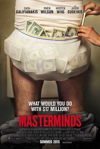 Masterminds_poster oficial