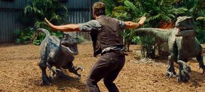 Assista ao trailer legendado em português de 'Mundo Jurássico'