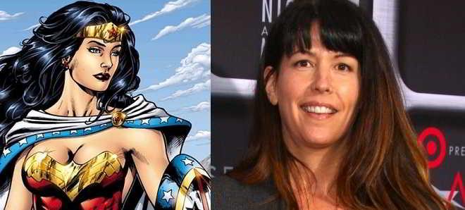 Patty Jenkins vai realizar a adaptação de 'Mulher Maravilha'