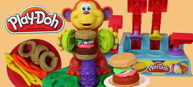 'Play-Doh': Brinquedo vai ser adaptado ao cinema pela Fox
