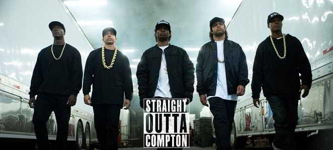 Novos posters individuais de personagens de 'Straight Outta Compton'