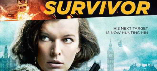 'Survivor': Veja o trailer do thriler de ação com Milla Jovovich e Pierce Brosnan
