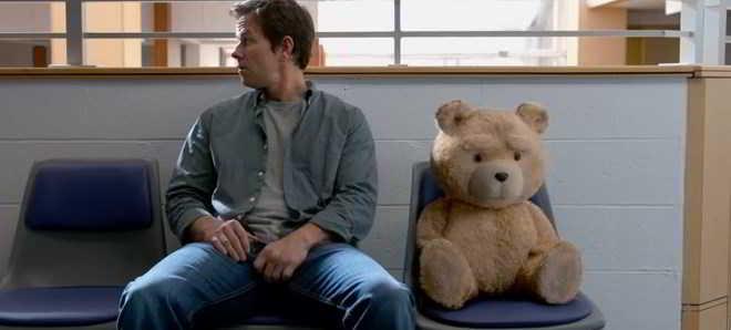 Trailer para adultos e poster definitivo da comédia 'Ted 2'
