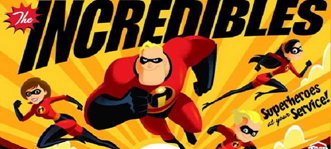 The Incredibles - Os Super Herois_sequencia