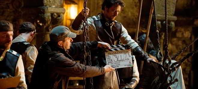 'Victor Frankenstein': Nova imagem de James McAvoy e Daniel Radcliff