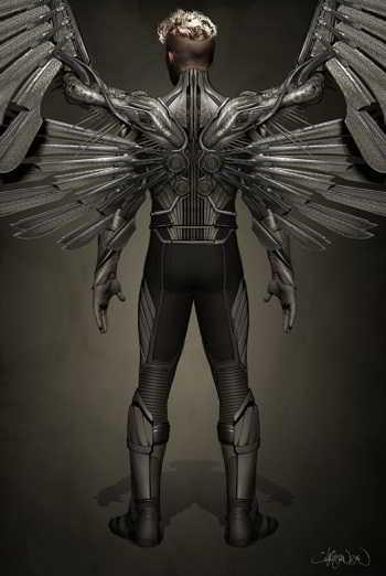 X-Men Apocalypse_angel2