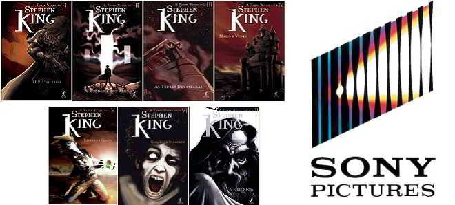 'A Torre Negra': Sony vai fazer a adaptação da serie literária de Stephen King