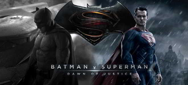 Dois novos posters de 'Batman v Superman: Dawn of Justice'