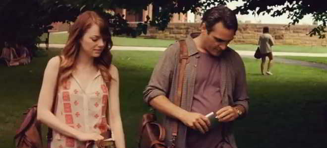 Divulgado o primeiro trailer do filme de Woody Allen 'Irrational Man'