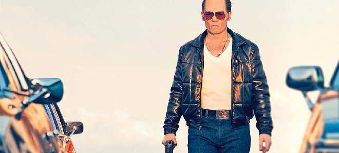'Black Mass': Primeira imagem de Johnny Depp como mafioso Whitey Bulger