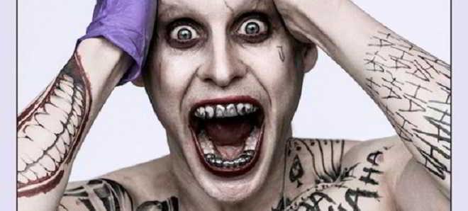 Esquadrão Suicida': Primeira imagem oficial de Jared Leto como Joker