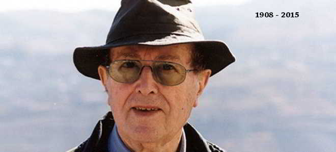 Morreu o realizador português Manoel de Oliveira