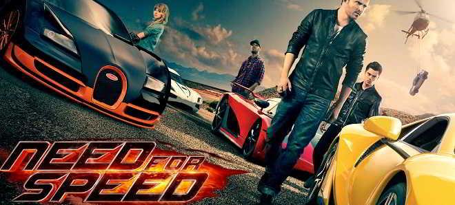 Está em marcha uma sequela de 'Need for Speed: O Filme'