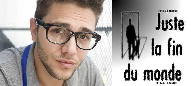 'Juste La Fin Du Monde' é o título do novo filme de Xavier Dolan