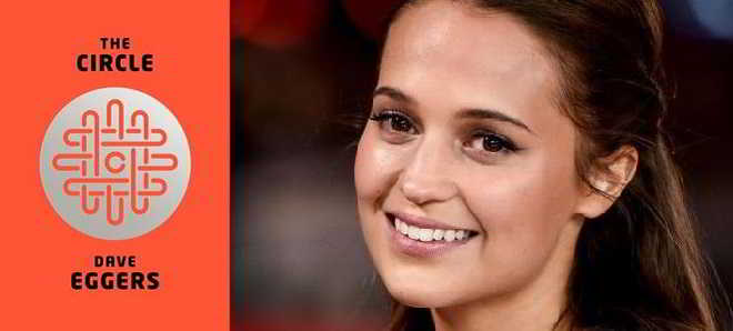 Alicia Vikander junta-se a Tom Hanks no thriller 'The Circle'