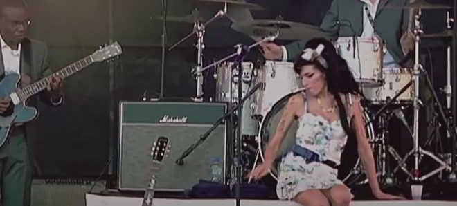 'Amy' filme sobre a vida da cantora Amy Winehouse tem novo trailer