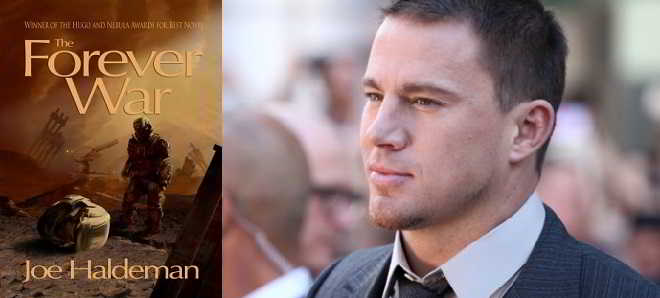 Channing Tatum_The Forever War