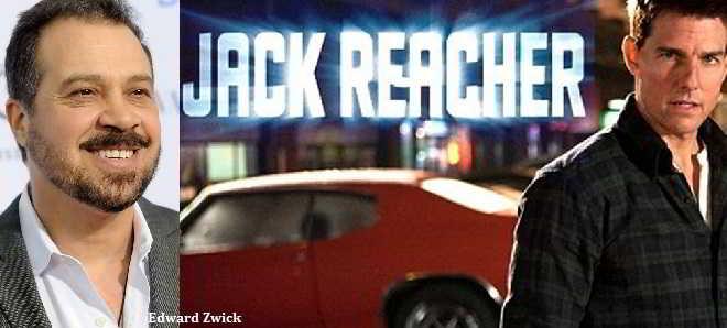 Edward Zwick em negociações para realizar a sequência de 'Jack Reacher'