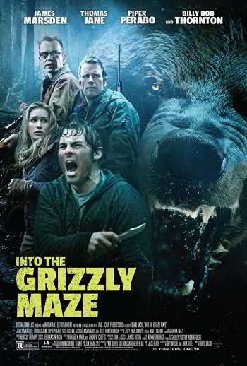 IntoThe Grizzly Maze_Poster