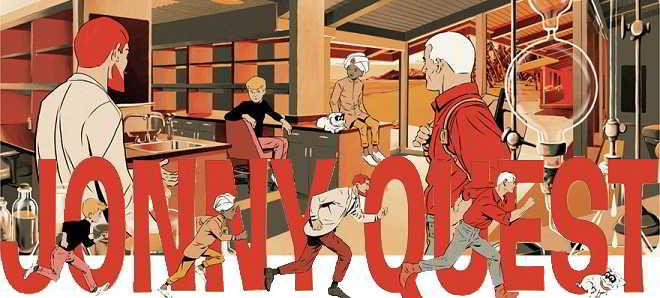 Adaptação de 'Jonny Quest' vai ser realizada por Robert Rodriguez