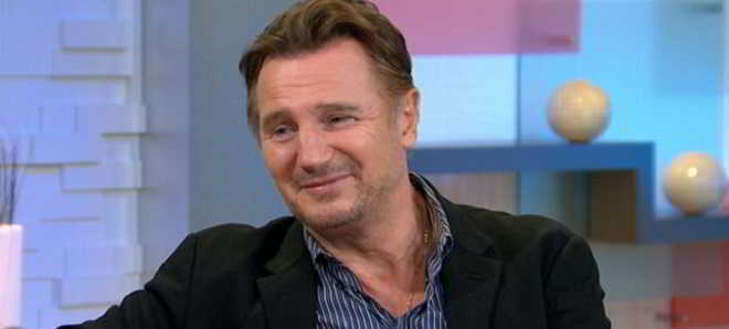 Liam Neeson volta à ação no thriler 'A Willing Patriot'