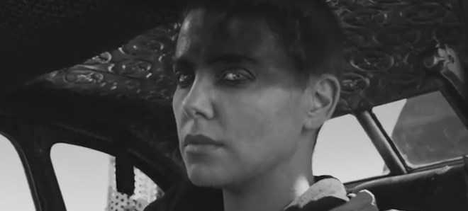 'Mad Max - Estrada da Fúria' vai ter uma versão Blu-Ray a preto e branco