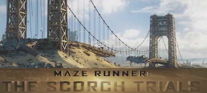 Maze Runner_Provas de Fogo_trailer