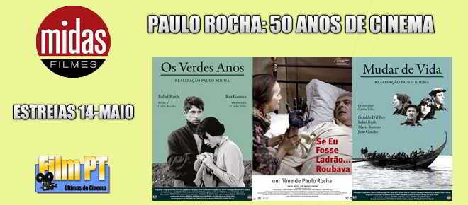 Midas Filmes apresenta Paulo Rocha: 50 Anos de Cinema