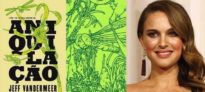 Natalie Portman em negociações para o thriller de ficção científica 'Aniquilação'